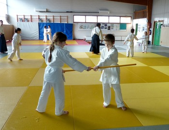 DOJO WISSOUS/AÏKIDO KID